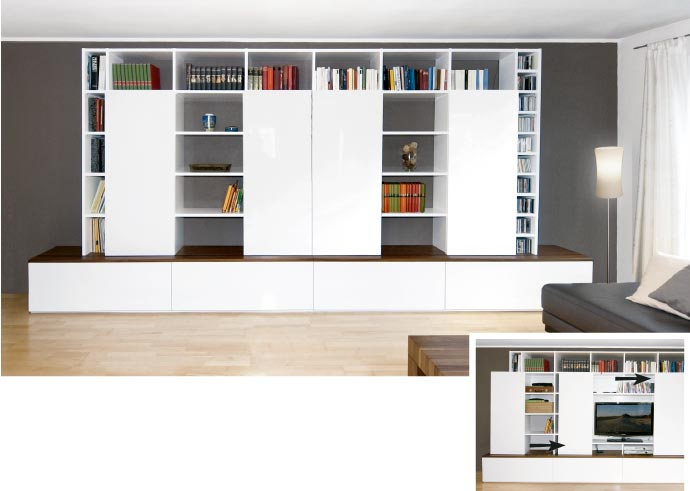 modernes wohndesign urbana m bel. Black Bedroom Furniture Sets. Home Design Ideas